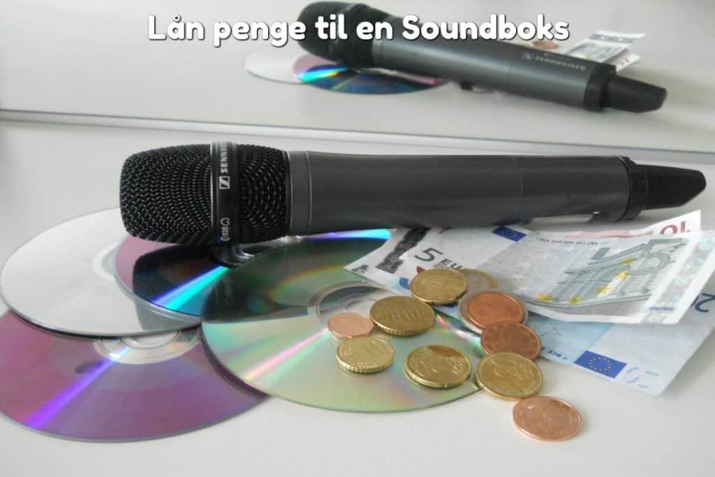 Lån penge til en Soundboks