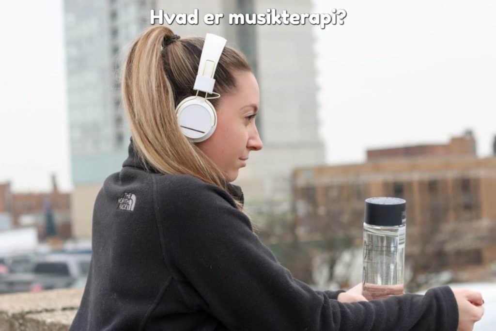 Hvad er musikterapi?